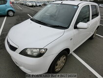 Used 2005 MAZDA DEMIO BG716556 for Sale for Sale
