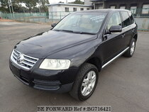 Used 2005 VOLKSWAGEN TOUAREG BG716421 for Sale for Sale