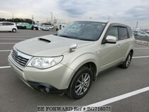 Used 2009 SUBARU FORESTER BG716575 for Sale for Sale