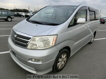 Used 2004 TOYOTA ALPHARD BG716563 for Sale for Sale