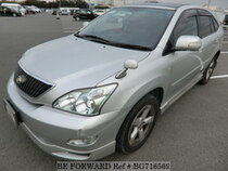 Used 2004 TOYOTA HARRIER BG716569 for Sale for Sale