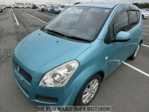 Used 2010 SUZUKI SPLASH BG716590 for Sale for Sale