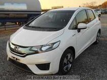 Used 2014 HONDA FIT HYBRID BG717132 for Sale for Sale