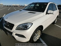 Used 2012 MERCEDES-BENZ M-CLASS BG716298 for Sale for Sale