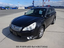 Used 2009 SUBARU OUTBACK BG718342 for Sale for Sale