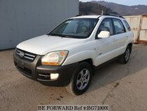Used 2005 KIA SPORTAGE BG719009 for Sale for Sale