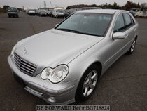 Used 2004 MERCEDES-BENZ C-CLASS BG718824 for Sale for Sale
