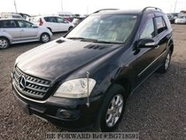 Used 2008 MERCEDES-BENZ M-CLASS BG718591 for Sale for Sale