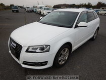 Used 2011 AUDI A3 BG718830 for Sale for Sale