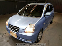 Used 2006 KIA MORNING (PICANTO) BG722277 for Sale for Sale