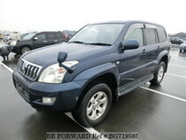 Used 2003 TOYOTA LAND CRUISER PRADO BG719585 for Sale for Sale