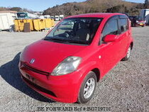 Used 2005 TOYOTA PASSO BG719710 for Sale for Sale