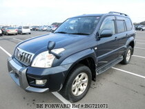 Used 2004 TOYOTA LAND CRUISER PRADO BG721071 for Sale for Sale
