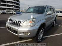 Used 2004 TOYOTA LAND CRUISER PRADO BG720981 for Sale for Sale