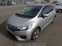 Used 2014 HONDA FIT HYBRID BG720735 for Sale for Sale