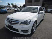 Used 2012 MERCEDES-BENZ C-CLASS BG720812 for Sale for Sale