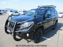 Used 2015 TOYOTA LAND CRUISER PRADO BG720882 for Sale for Sale