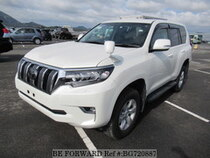 Used 2018 TOYOTA LAND CRUISER PRADO BG720887 for Sale for Sale
