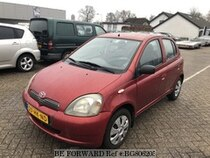 Used 2001 TOYOTA YARIS BG806205 for Sale for Sale