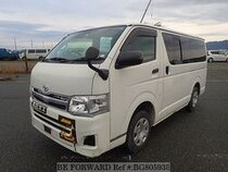 Used 2009 TOYOTA HIACE VAN BG805935 for Sale for Sale