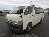 Used 2005 TOYOTA HIACE VAN BG805936 for Sale for Sale