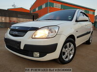 2009 KIA PRIDE (RIO) HATCHBACK+LEATHER+REMOCON