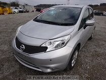 Used 2016 NISSAN NOTE BG807531 for Sale for Sale