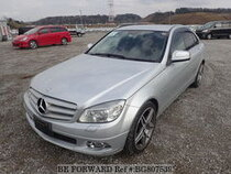 Used 2009 MERCEDES-BENZ C-CLASS BG807539 for Sale for Sale