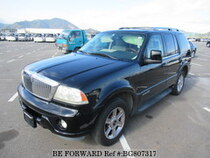 Used 2005 LINCOLN AVIATOR BG807317 for Sale for Sale