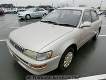 Used 1995 TOYOTA COROLLA SEDAN BG807782 for Sale for Sale