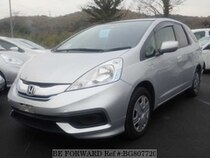 Used 2014 HONDA FIT SHUTTLE HYBRID BG807720 for Sale for Sale