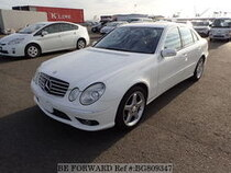 Used 2003 MERCEDES-BENZ E-CLASS BG809347 for Sale for Sale