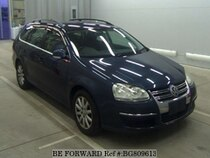 Used 2009 VOLKSWAGEN GOLF VARIANT BG809613 for Sale for Sale