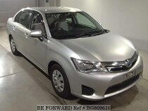 Used 2013 TOYOTA COROLLA AXIO BG809619 for Sale for Sale