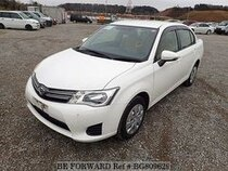 Used 2015 TOYOTA COROLLA AXIO BG809629 for Sale for Sale