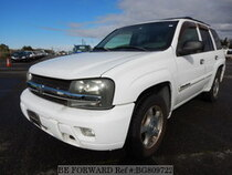 Used 2002 CHEVROLET TRAILBLAZER BG809722 for Sale for Sale