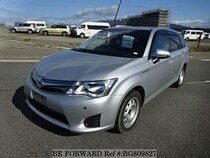 Used 2015 TOYOTA COROLLA FIELDER BG809827 for Sale for Sale