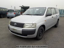 Used 2009 TOYOTA PROBOX VAN BG809601 for Sale for Sale