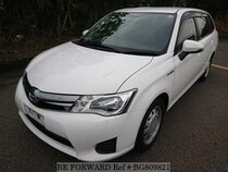 Used 2015 TOYOTA COROLLA FIELDER BG809821 for Sale for Sale