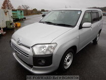 Used 2014 TOYOTA PROBOX VAN BG809706 for Sale for Sale