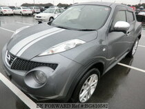Used 2013 NISSAN JUKE BG810582 for Sale for Sale