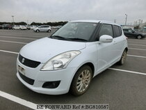 Used 2011 SUZUKI SWIFT BG810587 for Sale for Sale