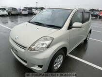 Used 2007 TOYOTA PASSO BG810554 for Sale for Sale