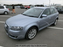 Used 2007 AUDI A3 BG810591 for Sale for Sale