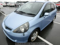 Used 2002 HONDA FIT BG810558 for Sale for Sale