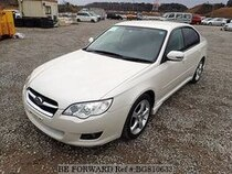 Used 2009 SUBARU LEGACY B4 BG810633 for Sale for Sale