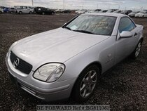 Used 1999 MERCEDES-BENZ SLK BG811063 for Sale for Sale