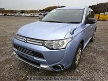 Used 2014 MITSUBISHI OUTLANDER PHEV BG810410 for Sale for Sale