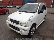 Used 1998 DAIHATSU TERIOS KID BG811352 for Sale for Sale