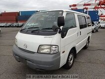 Used 2007 MAZDA BONGO VAN BG811336 for Sale for Sale